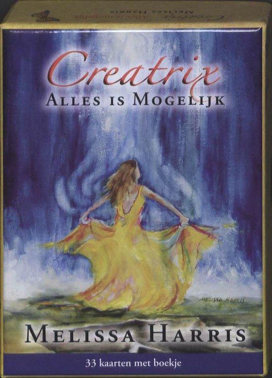 Creatrix Alles Is Mogelijk + 33 Kaarten Met Boekje - Melissa Harris | Fthsonline.com