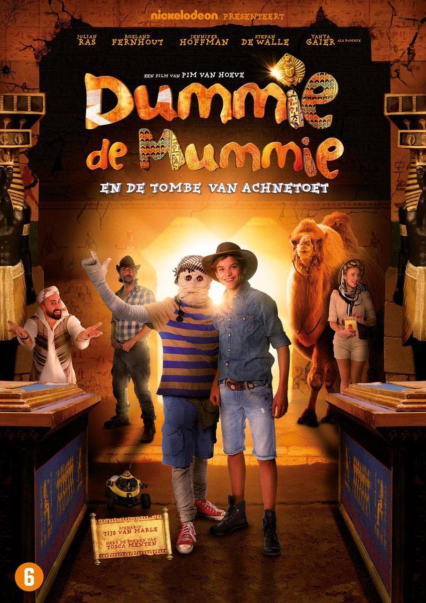 Dummie De Mummie - Dummie De Mummie en De Tombe van Achnetoet - Movie