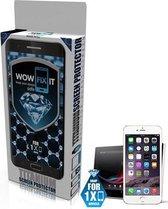 Wowfixit - vloeistof / liquid Screenprotector voor Samsung Galaxy S7 / S7 Edge - 9H - sterker dan tempered glass