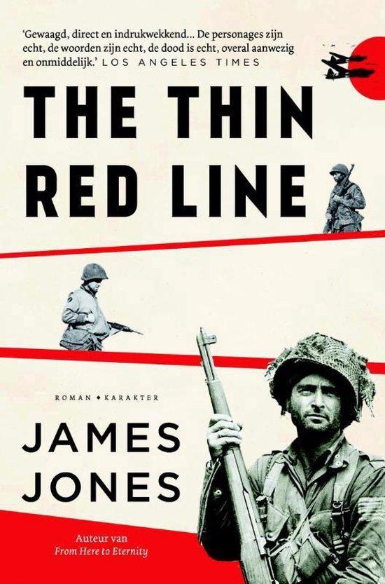 The thin red line - James Jones | Fthsonline.com