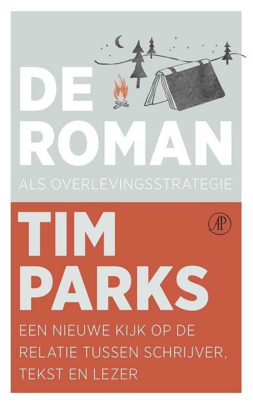 De roman als overlevingsstrategie - Tim Parks | Readingchampions.org.uk