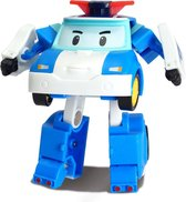 Robocar Poli mini transformerende robot - politieauto