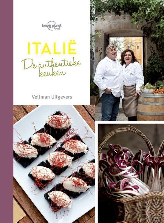 Italië, de authentieke keuken - Sarah Barrell |
