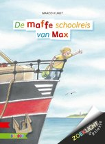 Zoeklicht dyslexie - De maffe schoolreis van Max