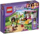 LEGO Friends Adrea's Konijnenhok - 3938