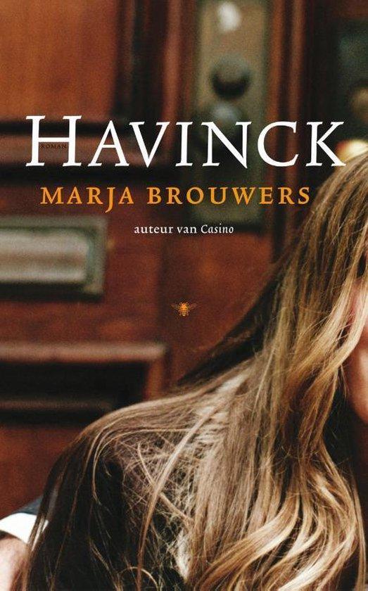 Cover van het boek 'Havinck' van Marja Brouwers