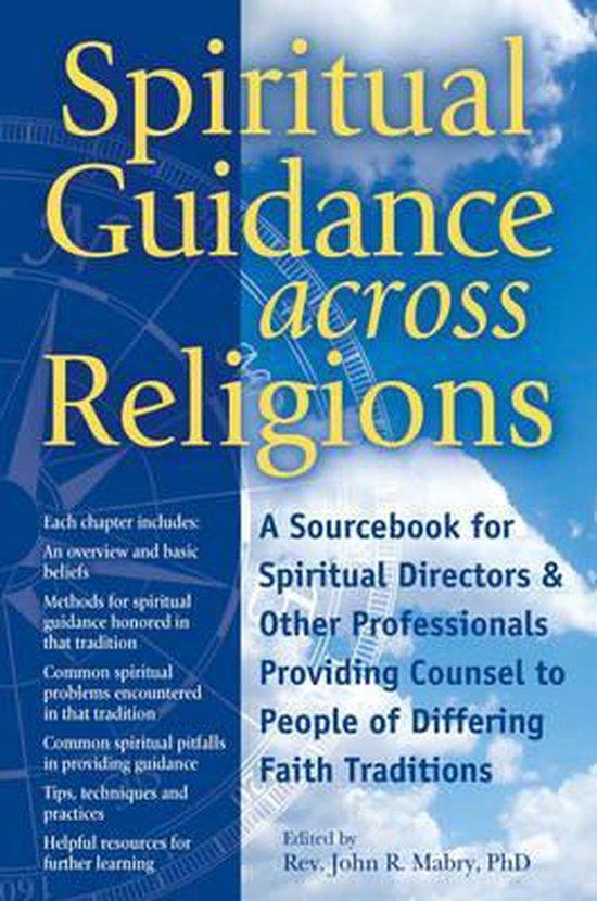 Boek cover Spiritual Guidance Across Religions van Ozgur Koca (Hardcover)