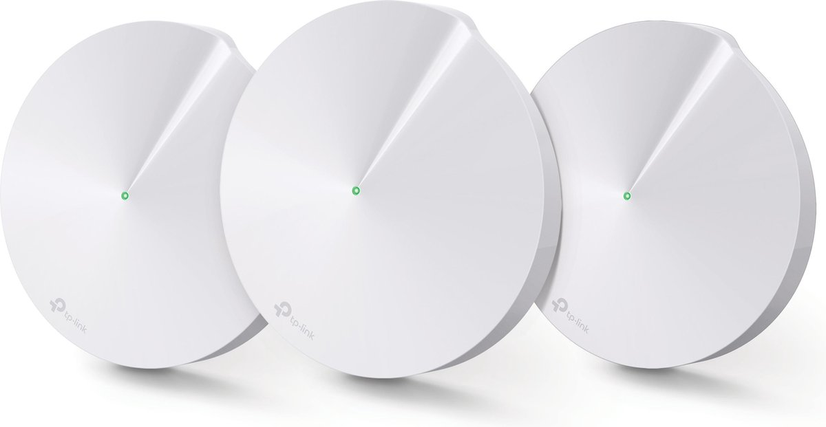 TP-Link Deco P7 - Multiroom Wifi Systeem - Triple Pack