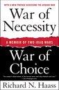 Boek cover War of Necessity, War of Choice van Richard N. Haass