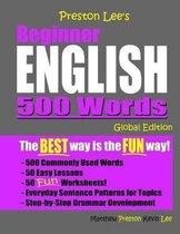 Omslag Preston Lee's Beginner English 500 Words Global Edition