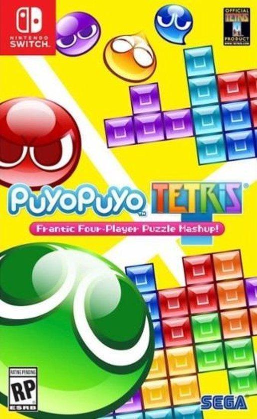 Puyo Puyo Tetris - Switch