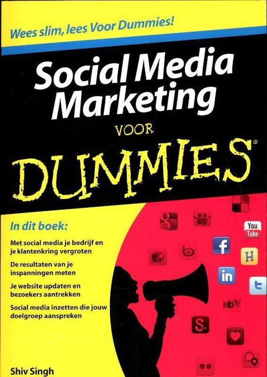 Voor Dummies - Social media marketing voor Dummies - Shiv Singh   Readingchampions.org.uk