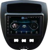 Navigatie radio Citroen C1 Peugeot 107 Toyota Aygo, Android 8.1, 7 inch
