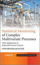 Statistical Monitoring of Complex Multivatiate Processes