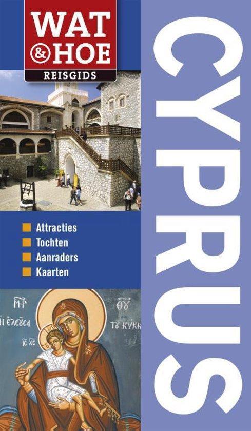 Wat & Hoe reisgids - Cyprus - George Mcdonald   Readingchampions.org.uk
