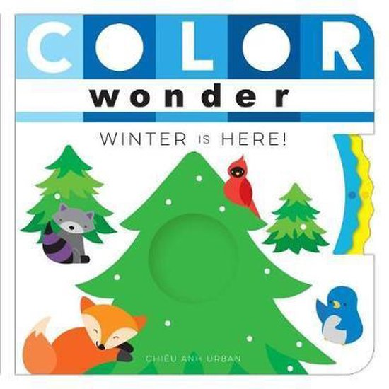 Color Wonder Winter Is Here!