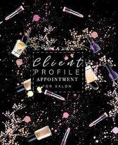 Client Profile Appointment For Salon