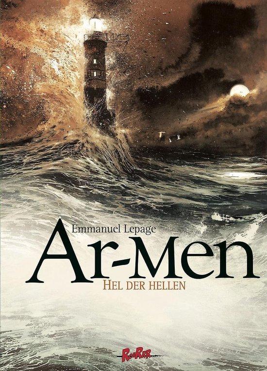 Ar-men - Emmanuel Lepage  