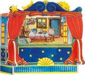 Vingerpoppen theater 28 x 20 cm - Multi