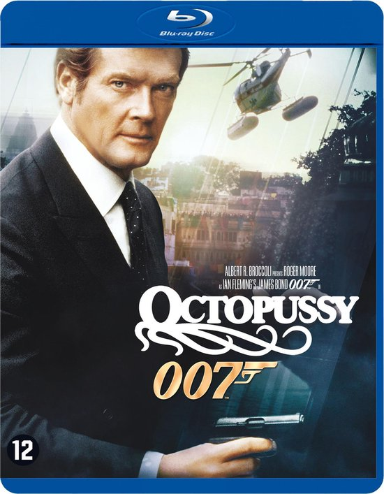 Cover van de film 'Octopussy'