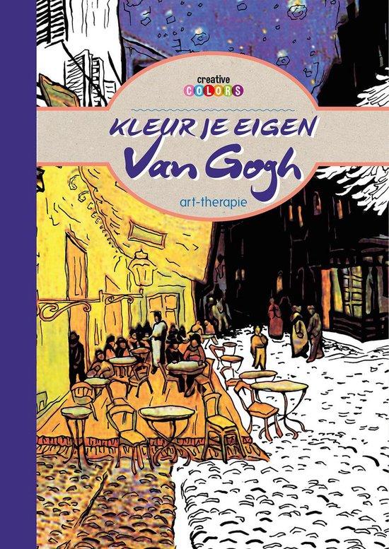Kleur je eigen Van Gogh - nvt |
