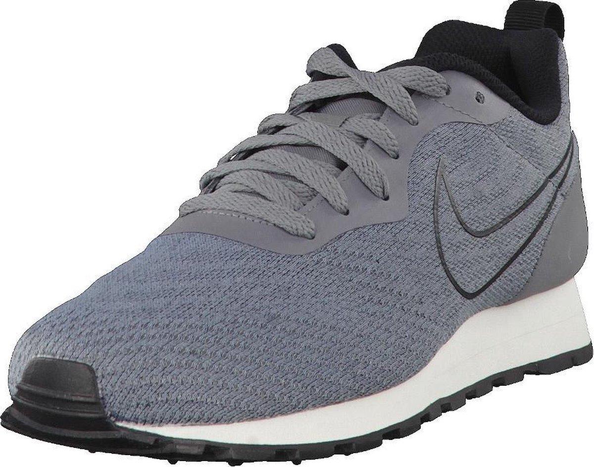 Nike MD Runner 2 Eng Mesh 916774-001, Mannen, Grijs, Sneakers maat: 41 EU
