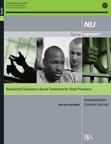 Omslag Residential Substance Abuse Treatment for State Prisoners