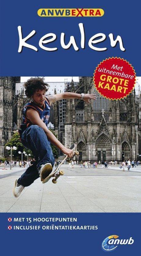 ANWB Extra - Keulen - Marianne Bongartz  