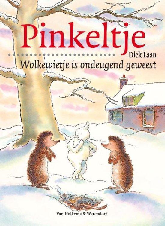 Boek cover Pinkeltje 11 - Wolkewietje is ondeugend geweest van Dick Laan (Onbekend)