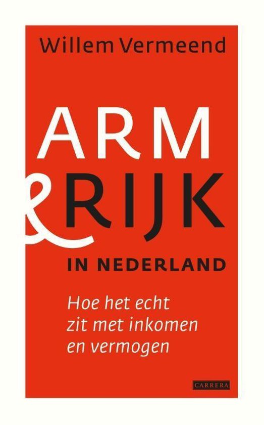 Arm en rijk in Nederland - Willem Vermeend pdf epub