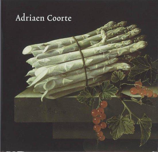 Cover van het boek 'The still-lifes of Adriaen Coorte (active c. 1683-1707)'
