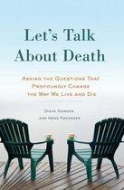 Omslag Let's Talk About Death
