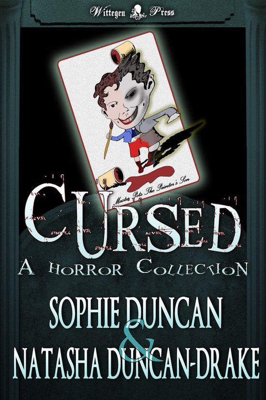 Omslag van Cursed: A Horror Collection