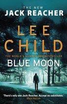 Boek cover Blue Moon van Lee Child (Onbekend)