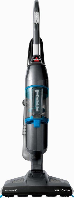 BISSELL 1977N Vac&Steam - 2-in-1 Stofzuiger en stoomreiniger - Blauw | Titanium
