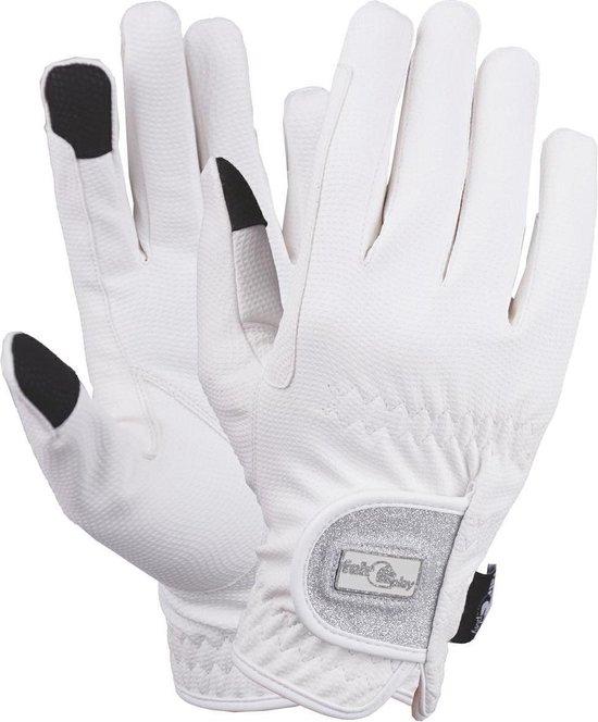 Handschoenen Glam Wit S