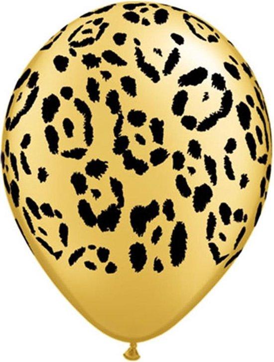 Ballonnen Luipaard - Circa 25 stuks