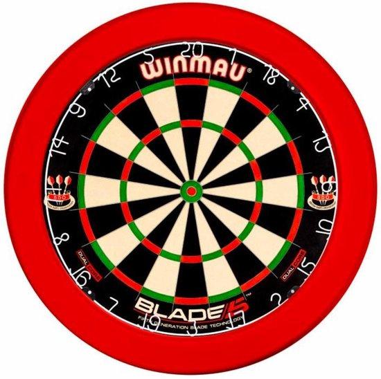 Afbeelding van het spel Winmau Pro50 Surround Rood