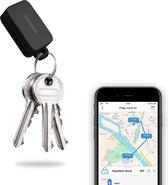 Invoxia - Sleutelbos - GPS Tracker - Tot 1 Maand Batterijduur - Track & Trace Volgsysteem - Zwart