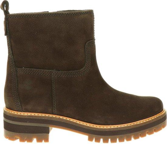 Timberland Courmayeur Valley dames boot Bruin multi Maat 40