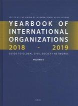 Yearbook of International Organizations 2018-2019, Volume 6
