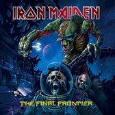 CD cover van The Final Frontier van Iron Maiden
