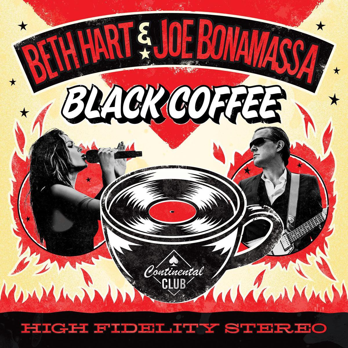 Black Coffee - Beth & Joe Bonamassa Hart