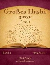 Gro es Hashi 30x30 Luxus - Band 4 - 255 R tsel