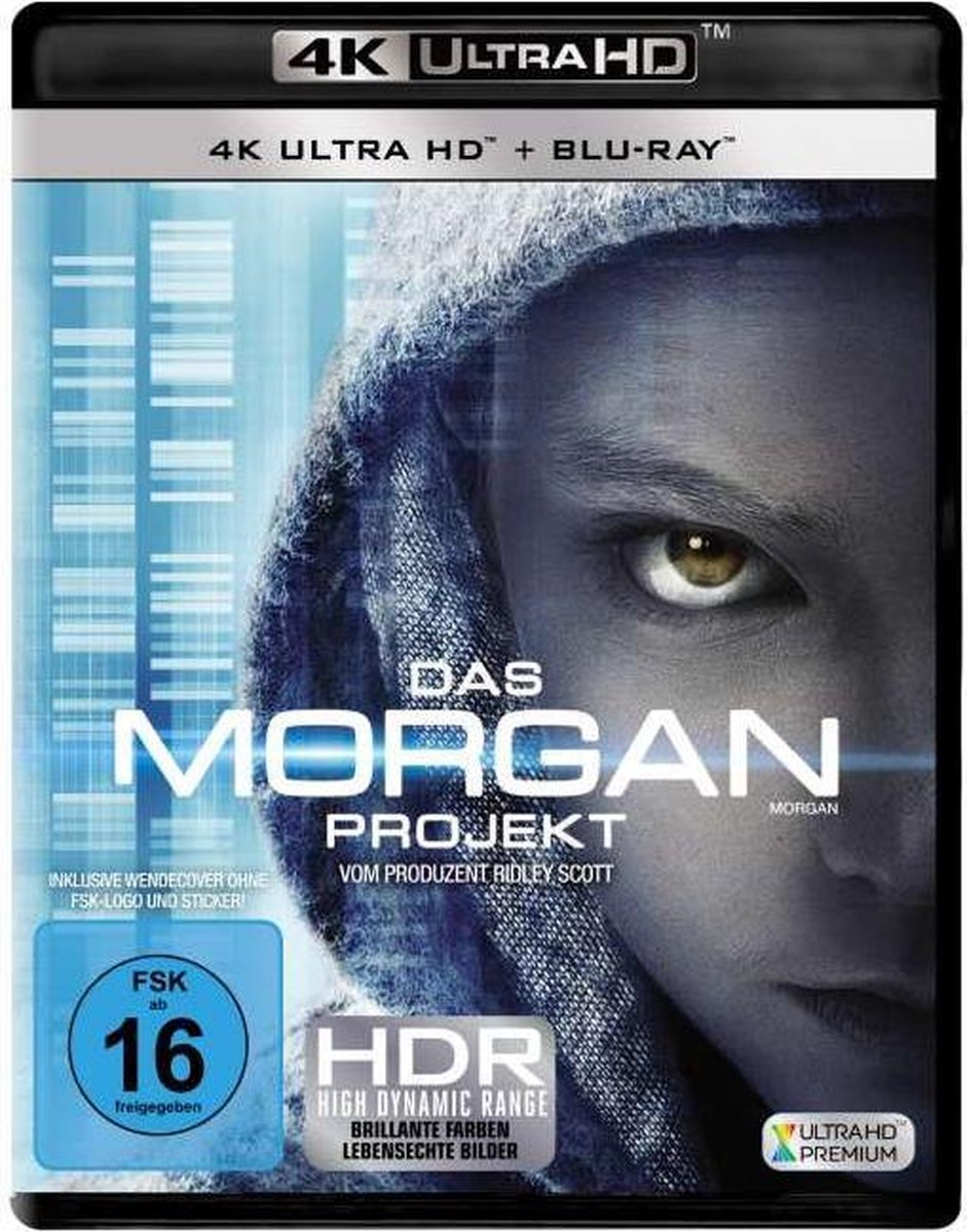 Das Morgan Projekt (Ultra HD Blu-ray & Blu-ray)-