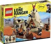 LEGO Lone Ranger Comanche Kamp - 79107