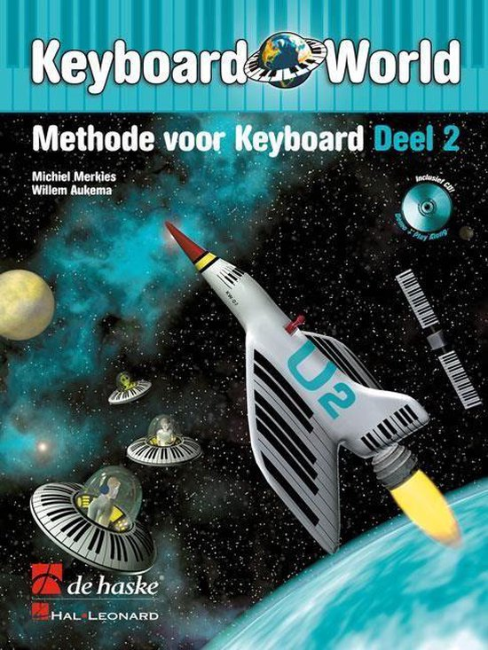 Boek cover Keyboard World 2 van M. Merkies (Onbekend)