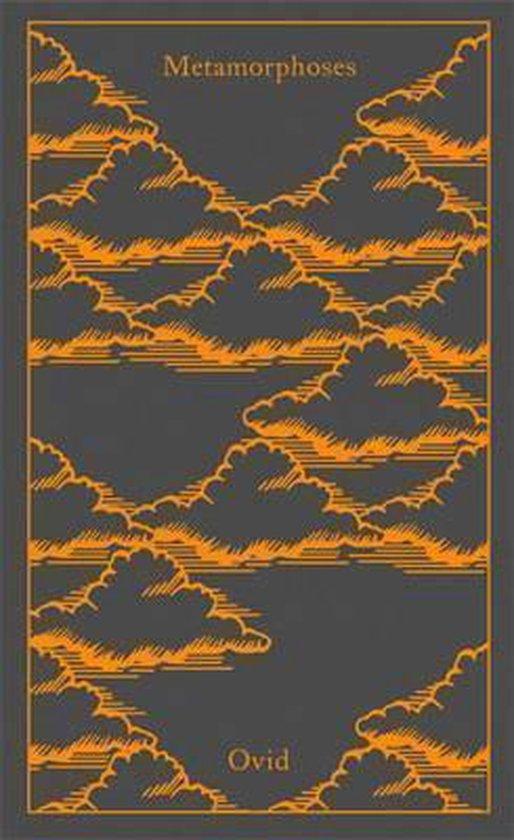 Boek cover Metamorphoses van Ovid (Hardcover)