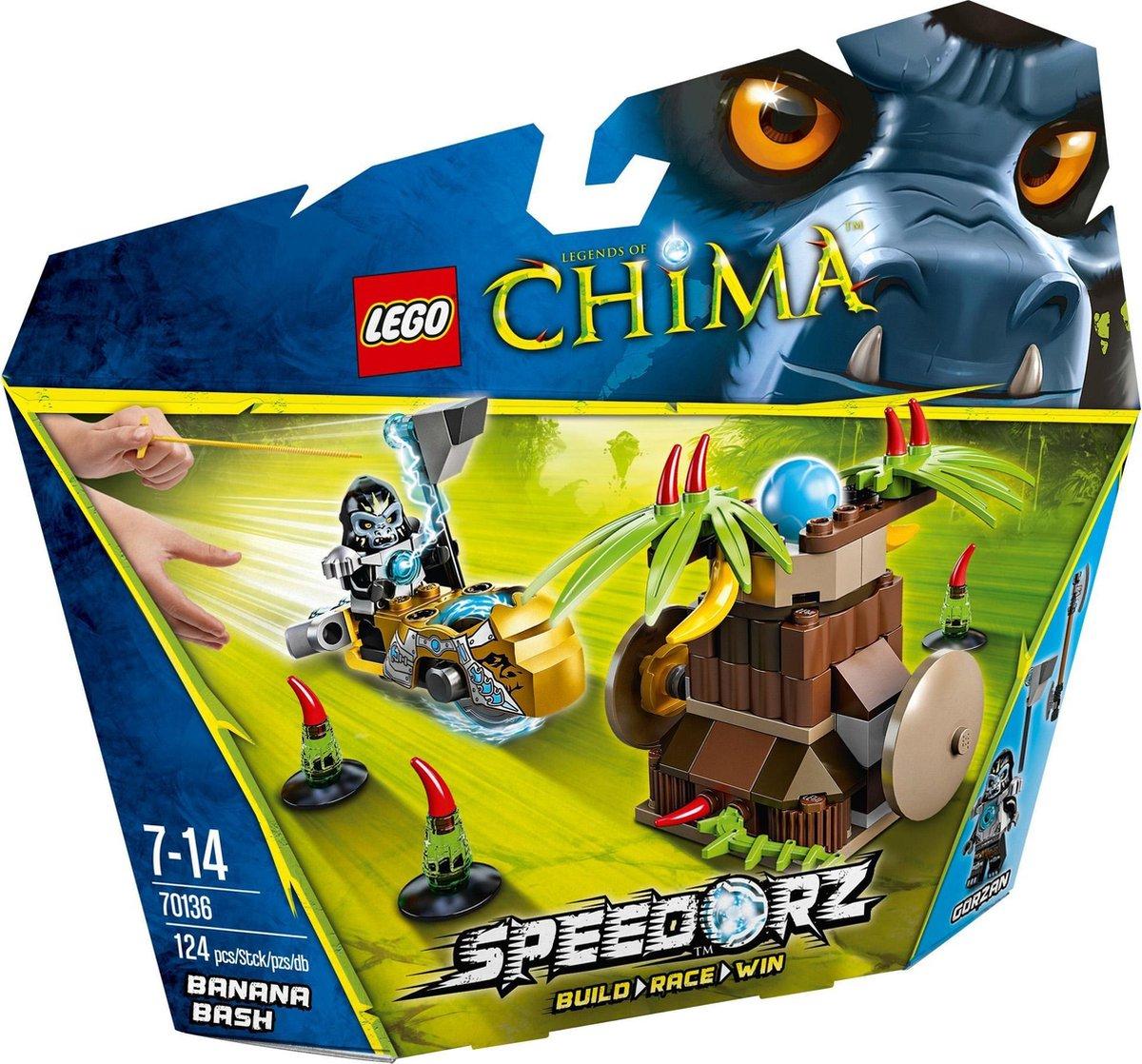 LEGO Chima Bananengevecht - 70136