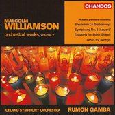 Orchestral Works Vol.2